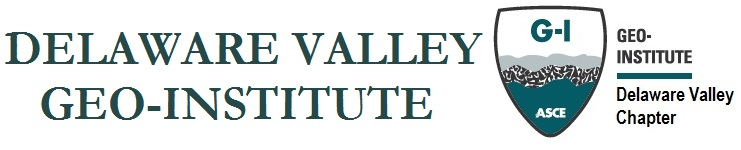 Delaware Valley Geo-Institute Banner